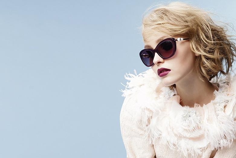 Nouvelle Collection Pearl De Chanel Avec Lily Rose Depp Eyeshow