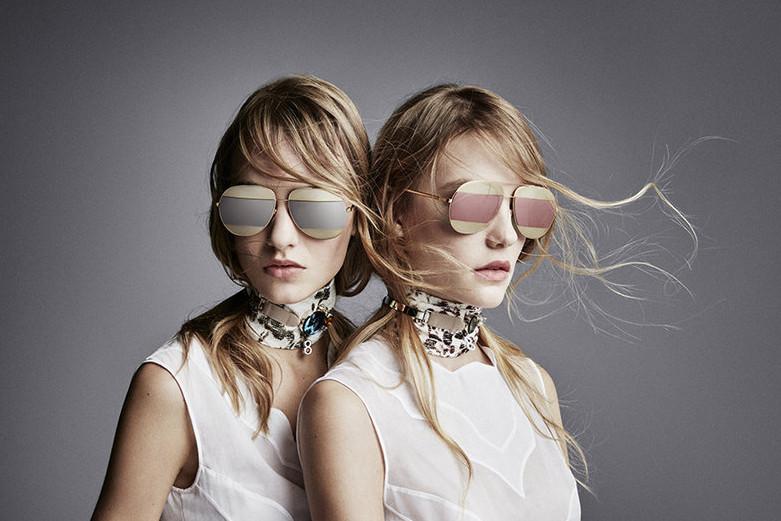 Eyeshow Diorsplit campagne