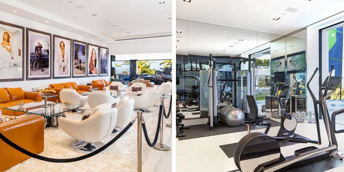 la maison la plus luxueuse des etats unis en vente eyeshow. Black Bedroom Furniture Sets. Home Design Ideas