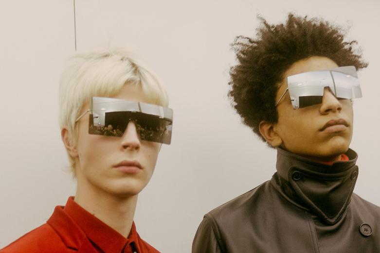 25da5daa679d HarDior est la nouvelle collection automne hiver de Dior Homme imaginée par  le directeur artistique Kriss Van Assche, elle prolonge l expérience de la  new ...
