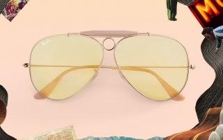 rayban reinvented