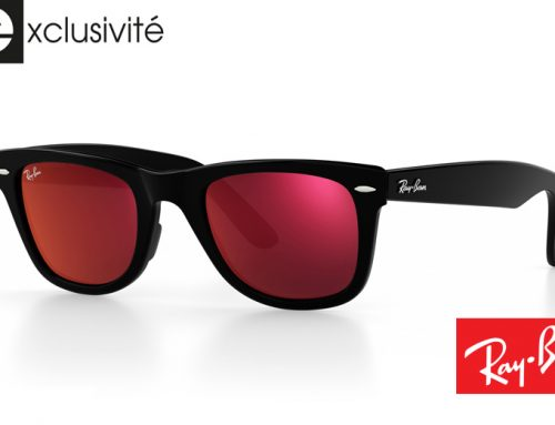 Le pack Ray-Ban « 100% authentique »