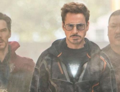 Les nouvelles Dita dans Avengers: Infinity War