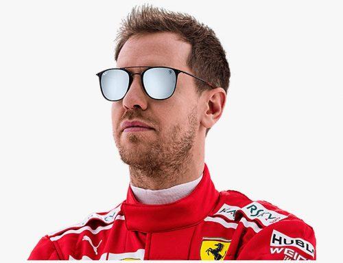 Ray-Ban Scuderia Ferrari