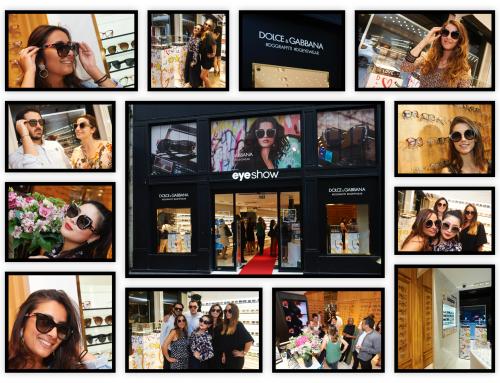 Soirée Dolce & Gabbana Eyeshow